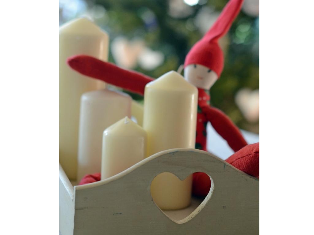 krasnale skrzaty dekoracje boże narodzenie ozdoby świąteczne styl skandynawski
