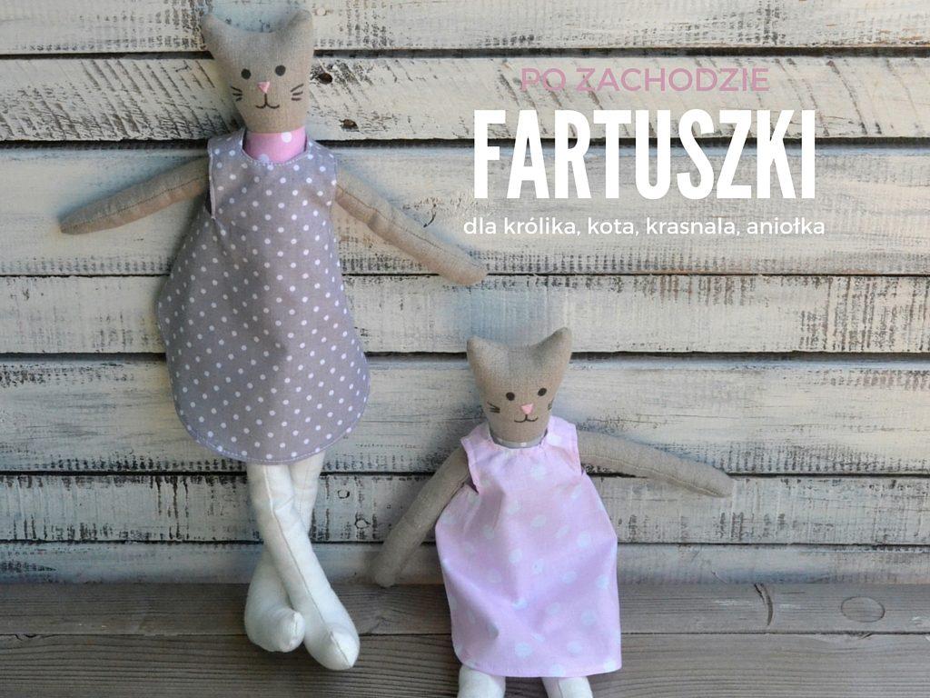 fartuszki ubrania dla lalek maskotki przytulanki po zachodzie (4)