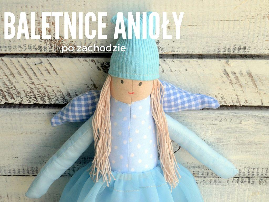 przytulanka maskotka lalka szmacianka baletnica (16)