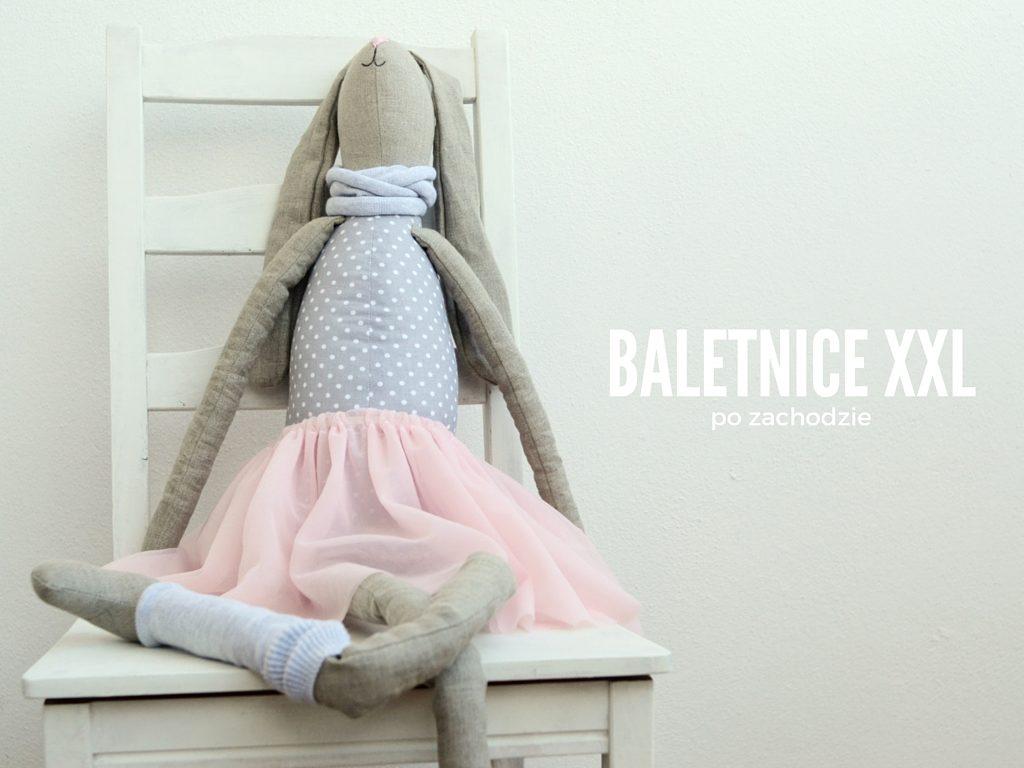 przytulanka maskotka lalka szmacianka baletnica (20)
