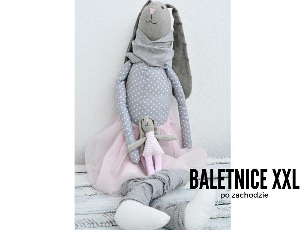 przytulanka maskotka lalka szmacianka baletnica (21)