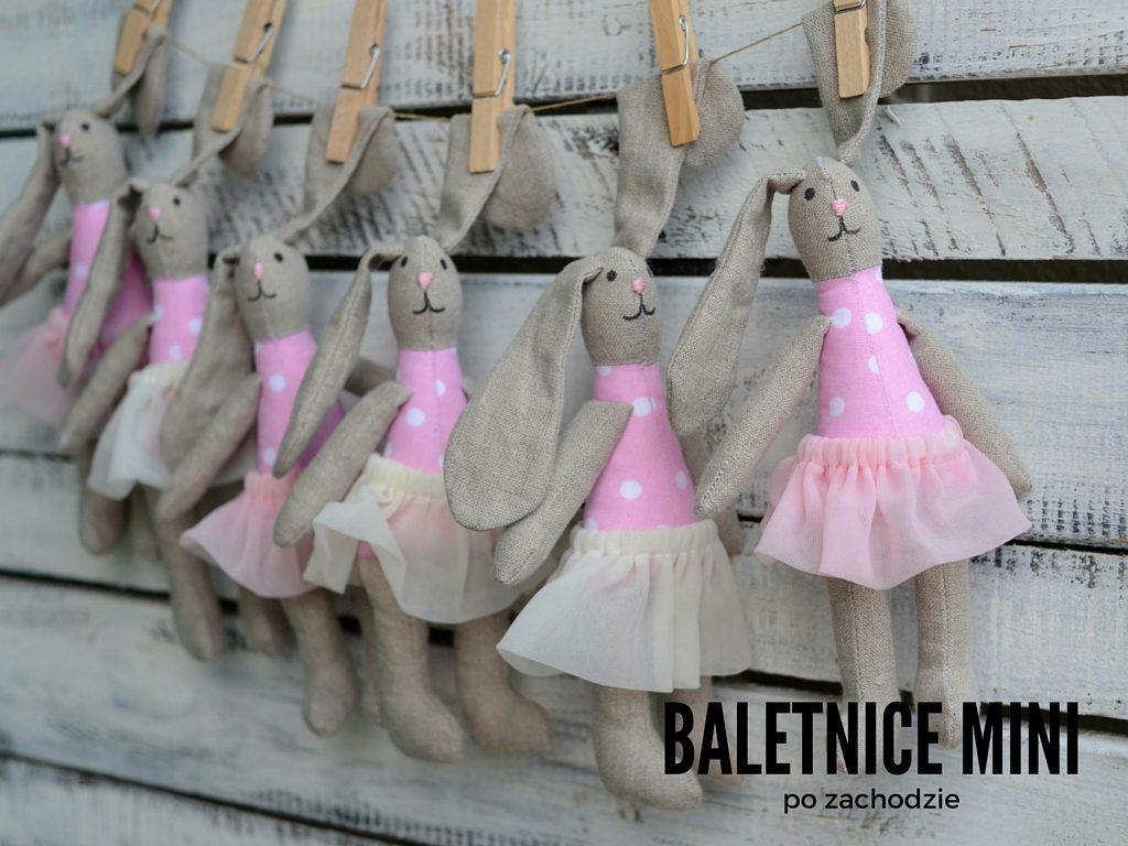 przytulanka maskotka lalka szmacianka baletnica (23)