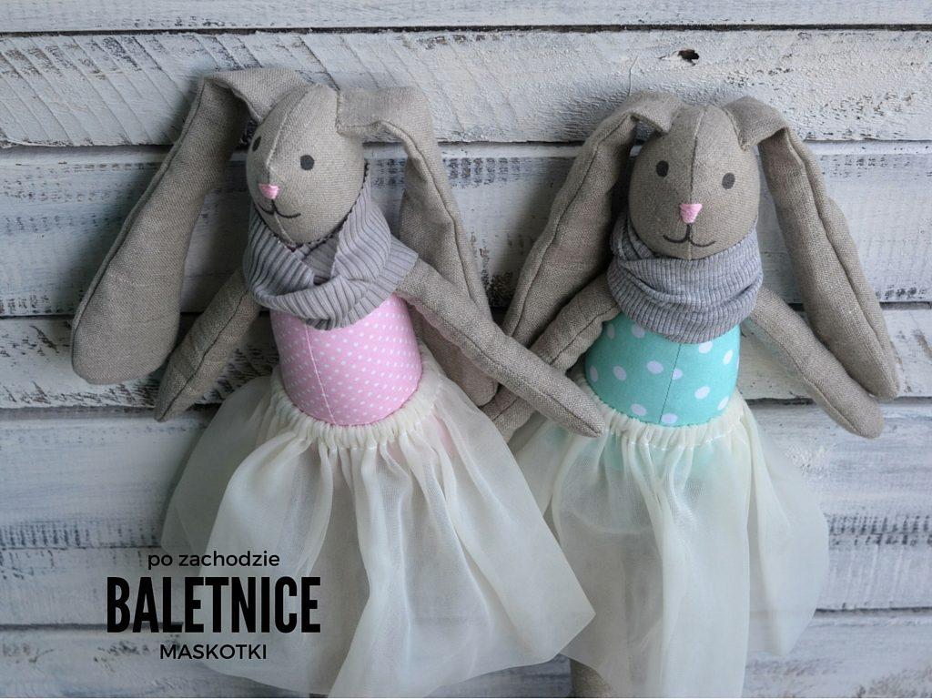przytulanka maskotka lalka szmacianka baletnica (4)