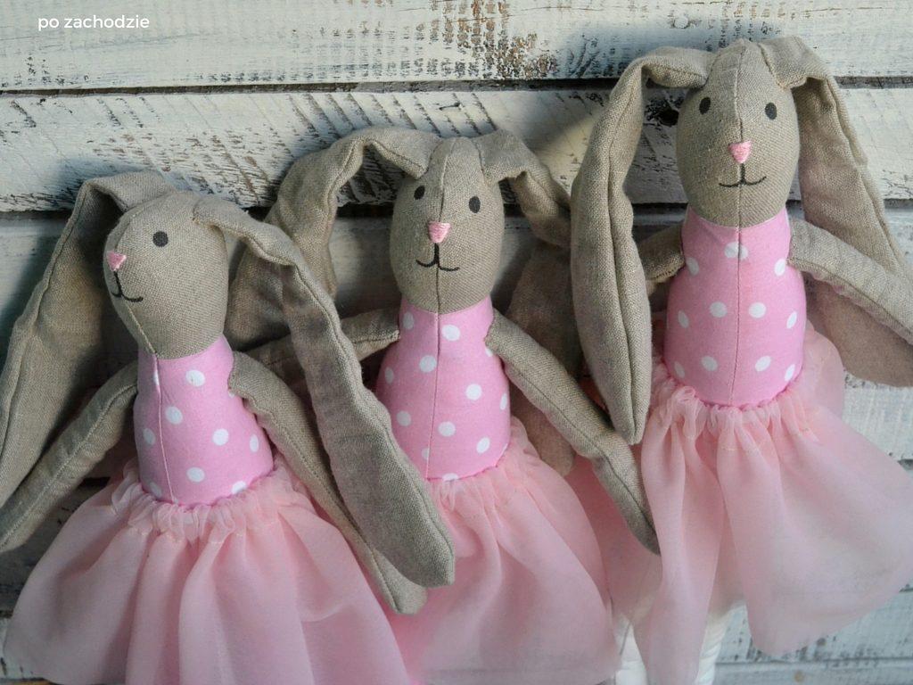 przytulanka maskotka lalka szmacianka baletnica (7)