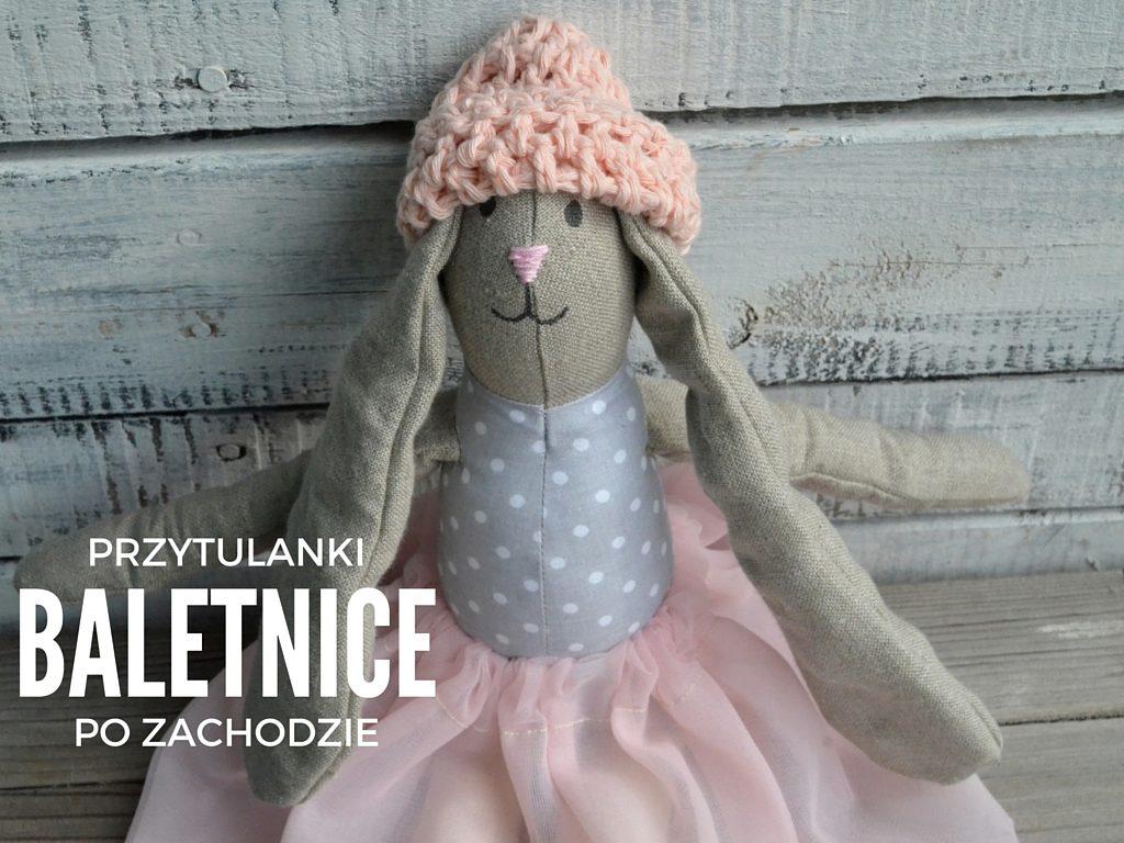 przytulanka maskotka lalka szmacianka baletnica (8)