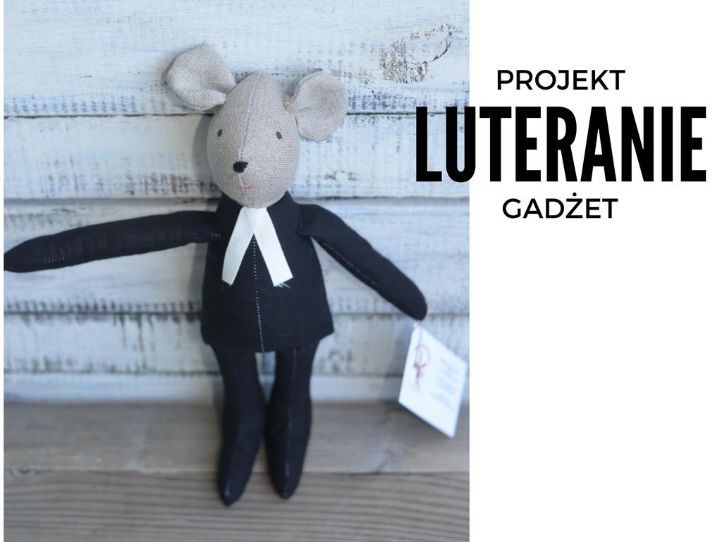 ręcznie szyte upominki gadżety Luteranie Wrocław, po zachodzie