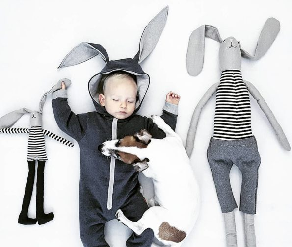 szmaciane lalki prezent dla chłopca
