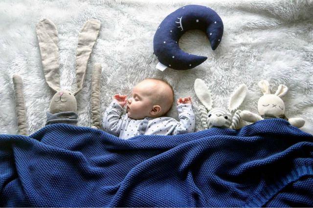 szyte lalki dla dzieci i niemowląt